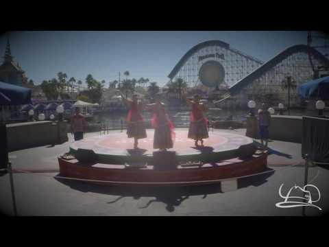Blue13 Dance Company - Disney California Adventure - Festival of Holidays