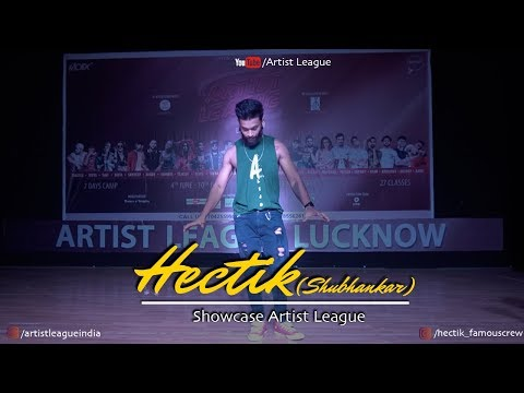 ☆ Aa He Jaaie ▶︎ Hectik (Shubhankar) ★ ARTIST LEAGUE LUCKNOW ★ ARTIST LEAGUE INDIA