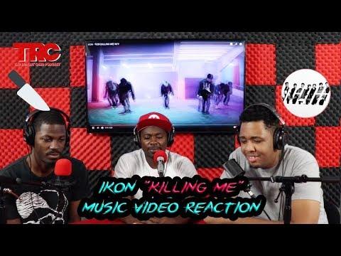 """IKon """"Killing Me"""" Music Video Reaction"""