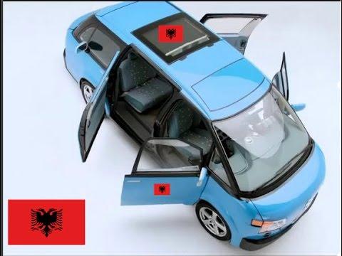 Best car in the world? Albania's official minivan Tartan Prancer - Makina  Shqiptare ! - YouTube