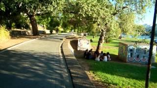 アキーラさん散策③スペイン・セビーリャ(セビリア)・グアダルキビル川沿い遊歩道!RIve in Sevilla,Spain