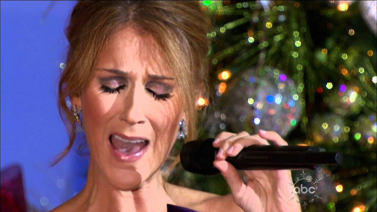 Celine Dion - Don't Save It All for Christmas Day - YouTube