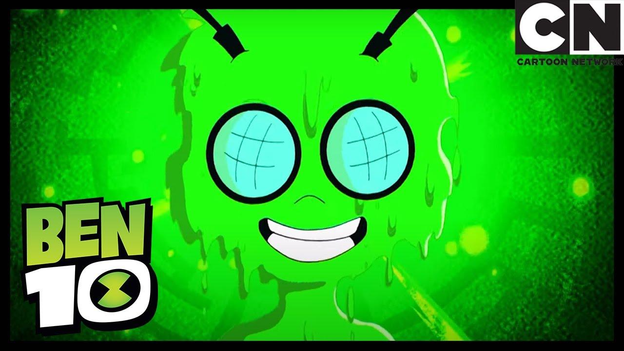 Brzmienie Furii | Ben 10 Po Polsku | Cartoon Network