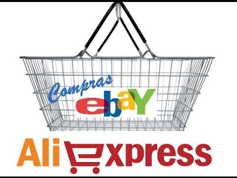 Compras Ebay y Aliexpress