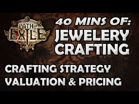 Path of Exile: Jewelery Crafting - Explaining Crafting Strat