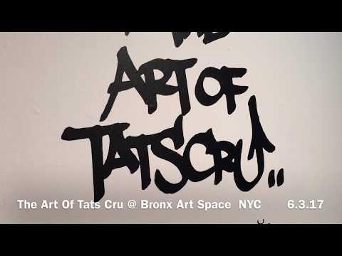 The Art Of Tats Cru