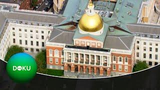 Amerika aus der Vogelperspektive - Massachusetts