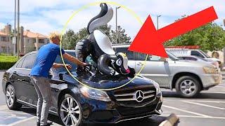 BEST Female Bad Parking Revenge Pranks (NEVER DO THIS!!!) - MAGIC PART 5