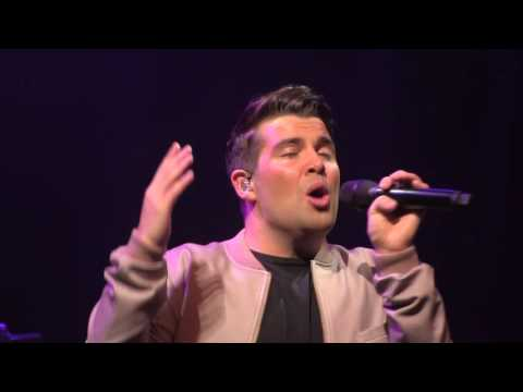 Joe McElderry - Juke Box Joe - Customs House - NLT - 22/10/16