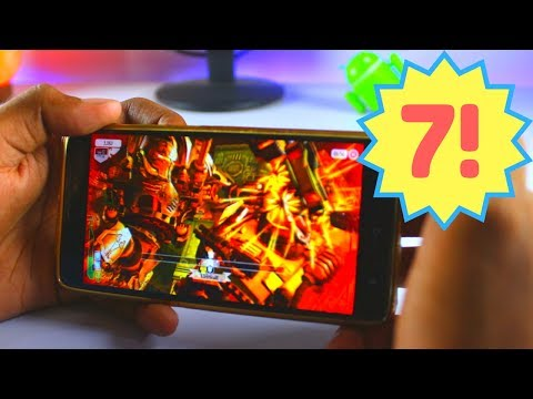 7 Best Android Games 2017😂😂 You Should Play - 동영상
