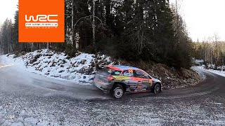 WRC 3 - Rally Sweden 2020: WRC 3 Highlights Sunday