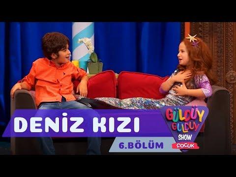 Güldüy Güldüy Show Çocuk 6. Bölüm, Deniz Kızı