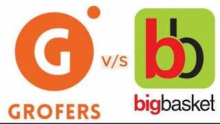Groceries Price Challenge | Groffers vs Big basket- Which Is Better | Best Grocery App In India |