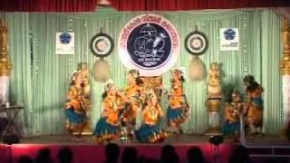Group Dance - Uthara and Party Kerala school kalolsavam 2012 Thrissur
