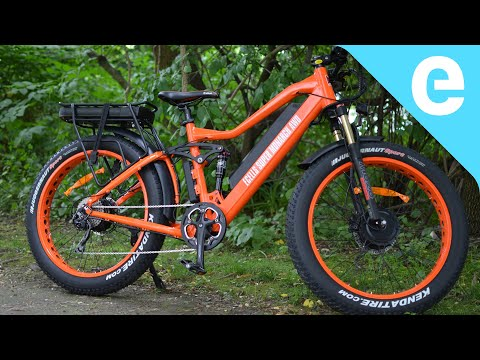 Super Monarch e-bike: 30 MPH, 2 motors & 2 batteries!