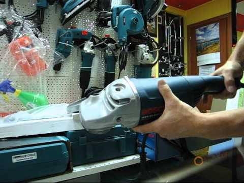 Großartig Ъглошлайф 230мм Bosch GWS 22-230 JH 0601882M03 - YouTube RZ94