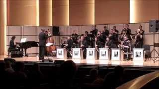 Malaga—Central Washington University Jazz Band 1