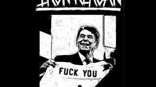 Iron Reagan - Eat Shit and Live