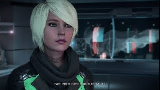 mass effect Andromeda create good looking female character