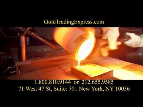 Gold Trading Express - Precious Metals Refinery