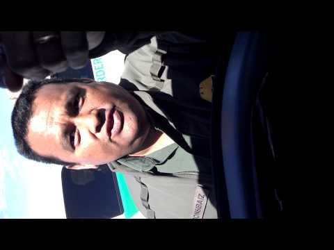 Border Patrol Checkpoint Deming New Mexico