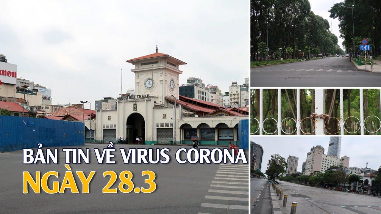 Thêm 3 ca mới ở bệnh viện Bạch Mai, Việt Nam 174 ca I Bản tin virus corona ngày 28.3.2020