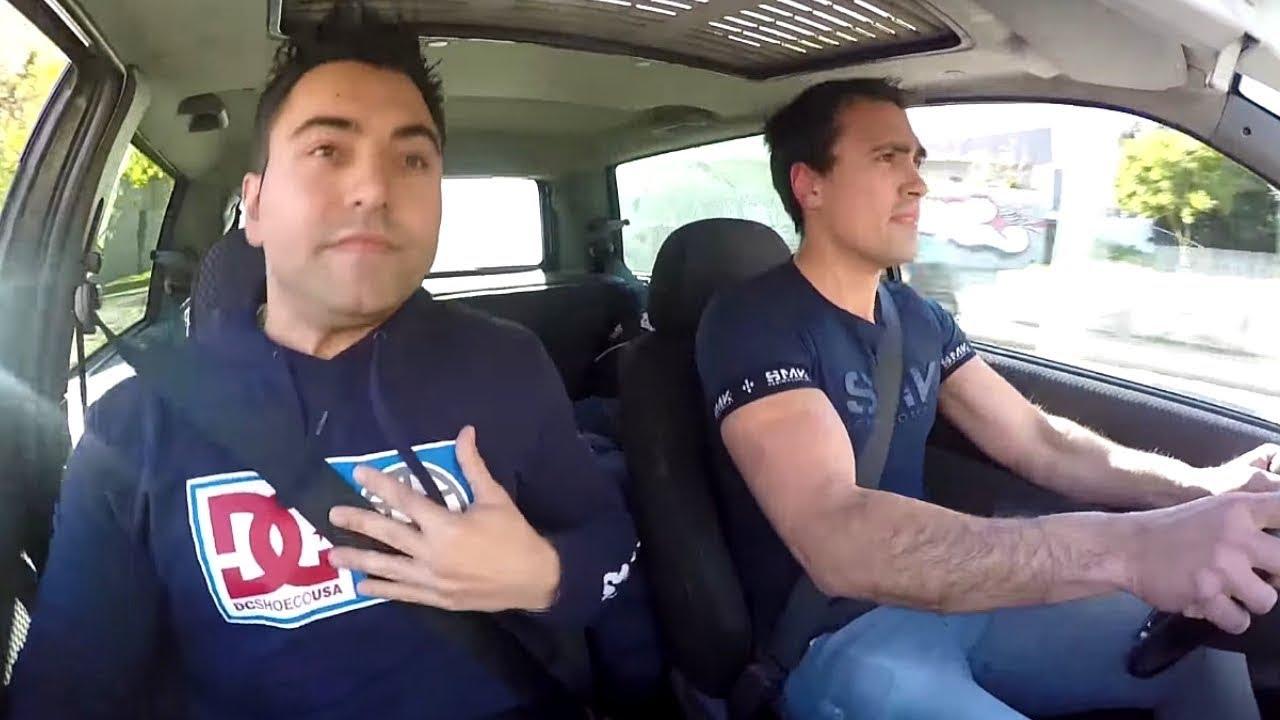 """Ganhou o Punto GT e 1ª vez que andamos demos um SALTO 😂 -  Domingo FULL video da Entrega """"VOADORA"""""""