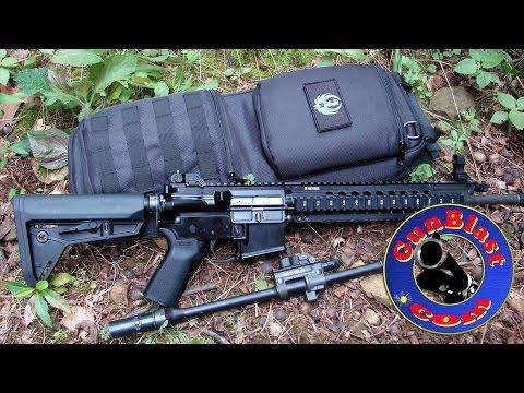 Shooting Ruger's NEW SR-556 Takedown/Switch-Barrel Semi-Automatic Rifle- Gunblast.com