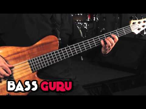 Bass Guru: Lincoln Goines - Clave & Tumbao Part 1
