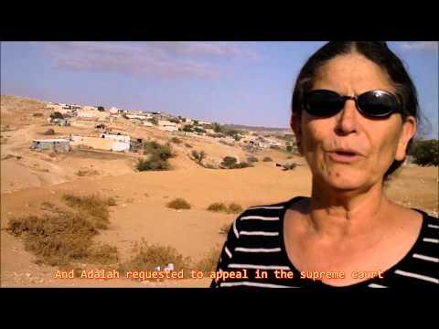 Umm ElHiran: Population transfer with legal blessing