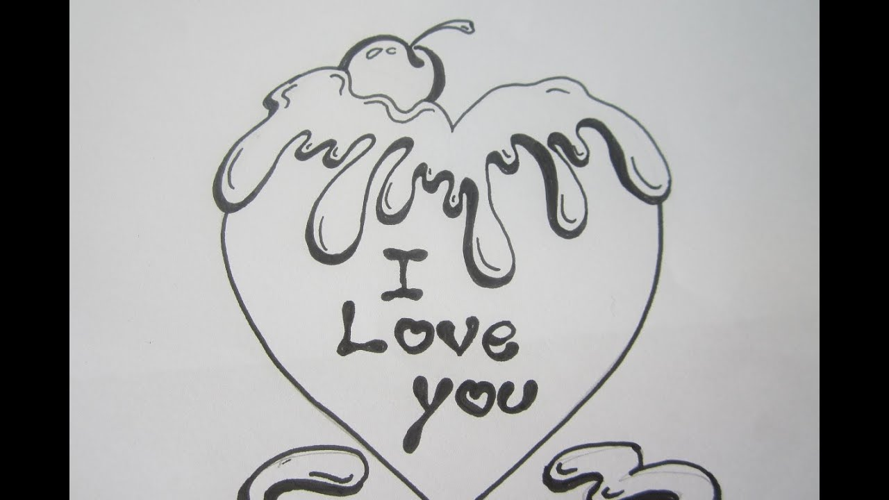 Cute Hearts To Draw For Your Boyfriend   Amazing Wallpapers