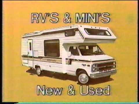 Bob Ryan Car Dealership Commercial (1983)