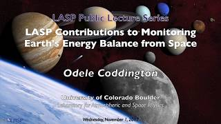 LASP Contributions to Monitoring Earth's Energy Balance from Space