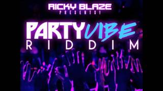 "Ricky Blaze - ""Party Vibe Riddim"" [Instrumental]"