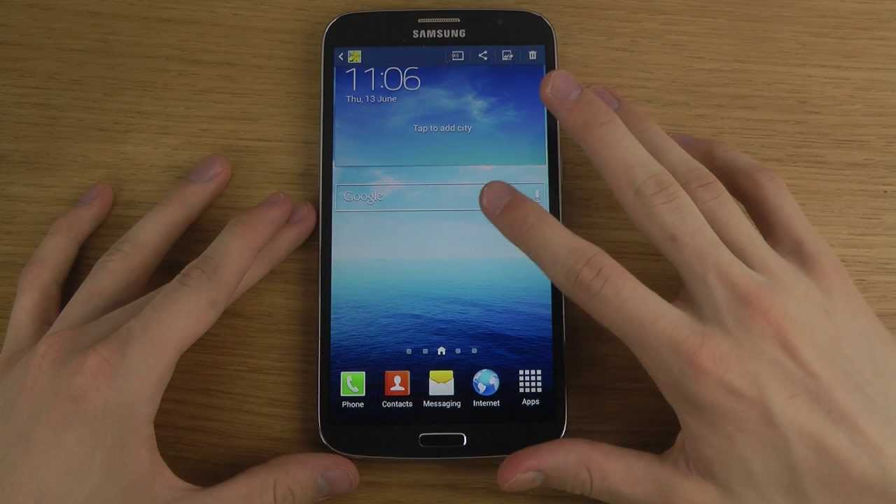 samsung galaxy how to take photo of screen