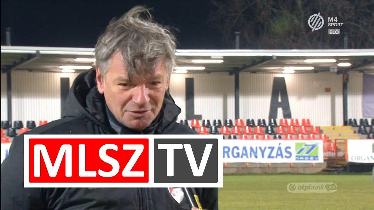Edzői értékelések a Balmaz Kamilla Gyógyfürdő - Mezőkövesd Zsóry FC mérkőzésen