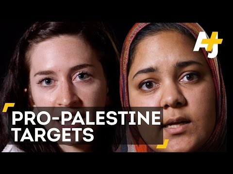 Palestine – The Exception to Free Speech in the U.S.?