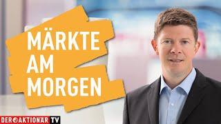 Weitere videos finden sie unter: https://www.deraktionaer.tvder deutsche aktienmarkt muss in dieser woche viele impulse verarbeiten. gestern gab es die mit s...