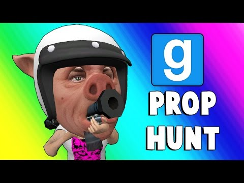Thumbnail: Gmod Prop Hunt Funny Moments - Sneaky Office Pig (Garry's Mod)