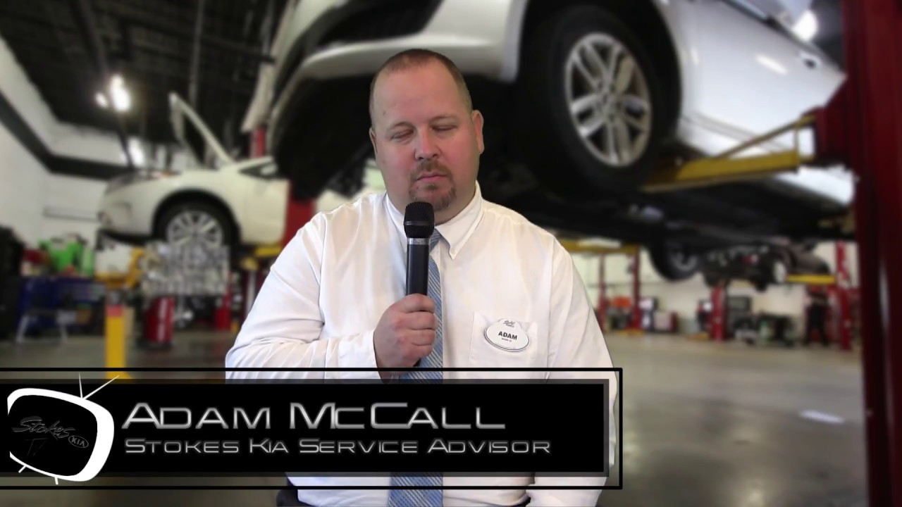 meet adam mccall with stokes kia service department 2017 goose creek sc youtube. Black Bedroom Furniture Sets. Home Design Ideas