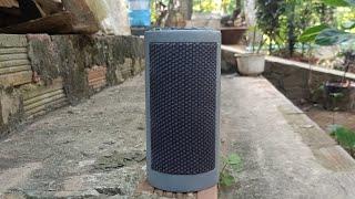 DIY bluetooth speaker with PVC pipe