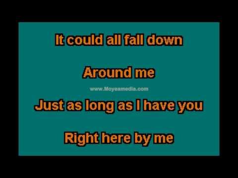 3 Doors Down   Here By Me PH HD Karaoke PK02716