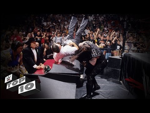 The Chokeslam is listed (or ranked) 21 on the list The Best Finishing Moves in Wrestling History