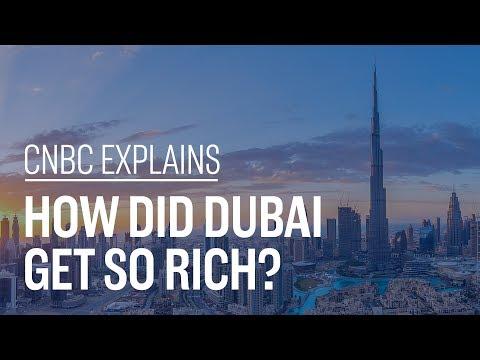 How did Dubai