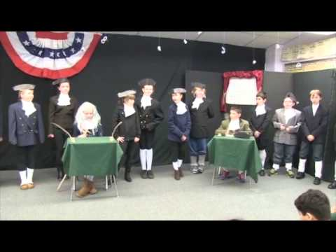 Shh!!! We're Writing the Constitution (2014)