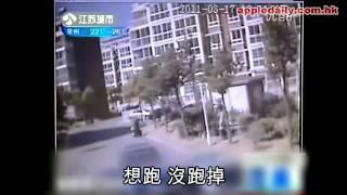 蘋果日報 - 20110620 - 大婆有咗仲碰碰車 小三鬧︰癲狗