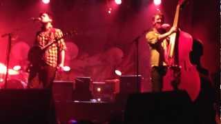 Mumford and Sons@Budapest Live - Dust Bowl Dance