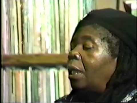 roger steffens interview with Cedella Booker Marley talks about  son Bob Marley