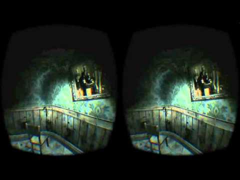 Nexus Realidade Virtual Game Terror Oculus Rift Dk2