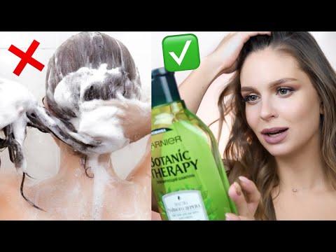 ЖИРНЫЕ ВОЛОСЫ ЧТО ДЕЛАТЬ❓ЛАЙФХАКИ И СОВЕТЫ | Уход за жирными волосами